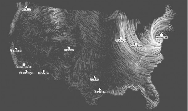 furacão sandy 610x360 - Acompanhe a passagem do furacão Sandy por NYC