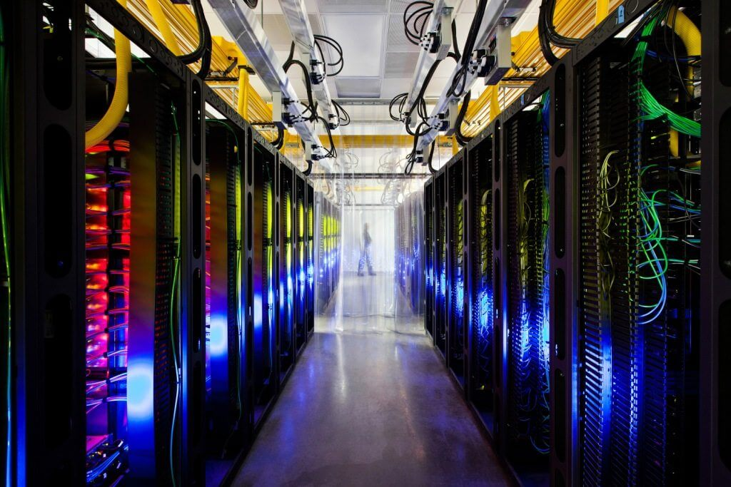 google datacenter - Google abre as portas de datacenter no Streetview