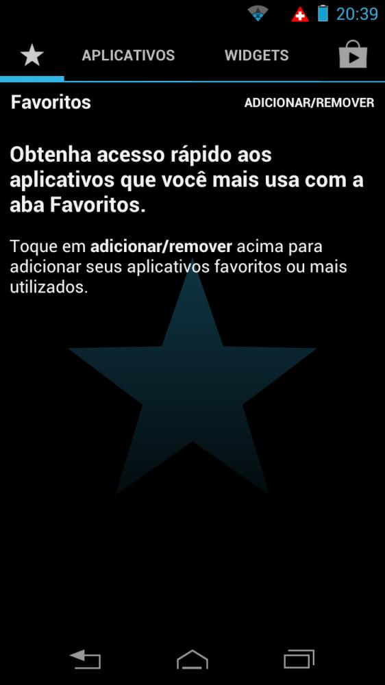 razrhd launcher07 562x1000 - Review: Razr HD - primeiro telefone 4G do Brasil