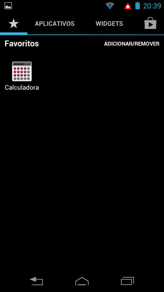 razrhd launcher09 562x1000 - Review: Razr HD - primeiro telefone 4G do Brasil