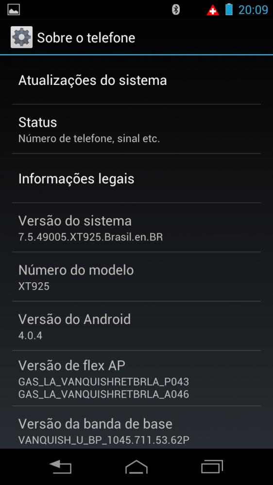 razrhd versao1 562x1000 - Review: Razr HD - primeiro telefone 4G do Brasil
