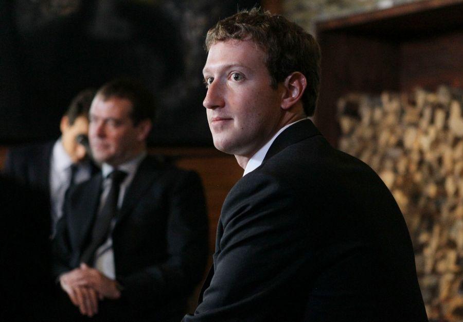 Mark Zuckerberg disse que está comprometido em trabalhar a cada dia para fazer com que a rede social seja melhor – YEKATERINA SHTUKINA / RIA-NOVOSTI / AFP