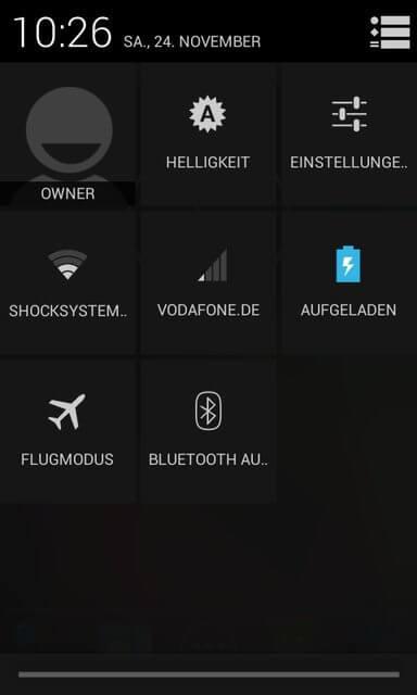 CyanogenMod 10.1 Android 4.2 1 - CyanogenMod 10.1 já tem versão para o Galaxy SII (Android 4.2)