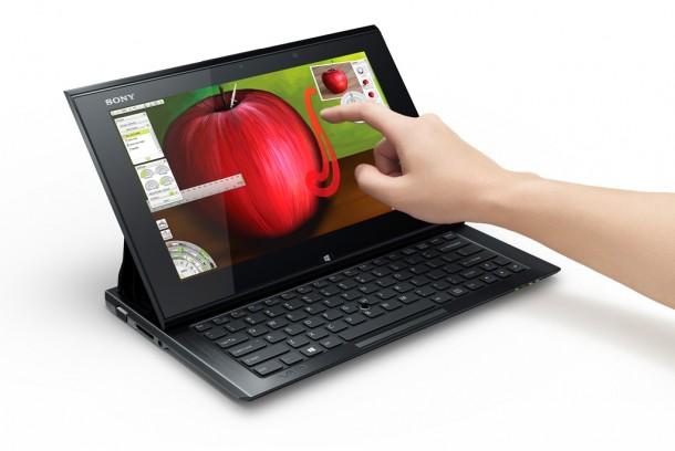 duo 11 galleryTab 3 610x408 - Sony VAIO Duo 11: o novo híbrido de tablet e ultrabook com Windows 8 Pro