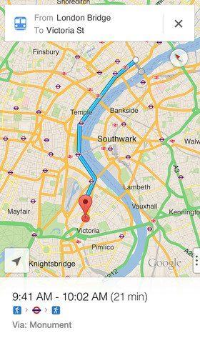 Baixe agora o Google Maps para iPhone - Baixe agora o Google Maps para iPhone