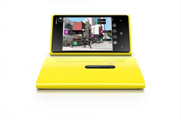 600 nokia lumia 920 yellow portrait1 - Nokia anuncia lucro pela 1ª vez em 6 trimestres