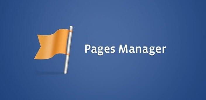 Facebook Pages Manager Gerenciador de Páginas 1 - Facebook Pages Manager é disponibilizado no Brasil