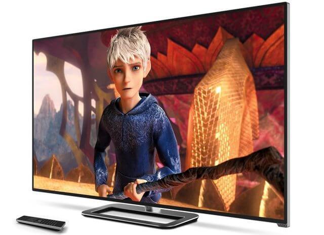 HDTVs 4KL de 55 a 70 polegadas da Vizio - CES 2013: veja as melhores Smart TVs da Feira