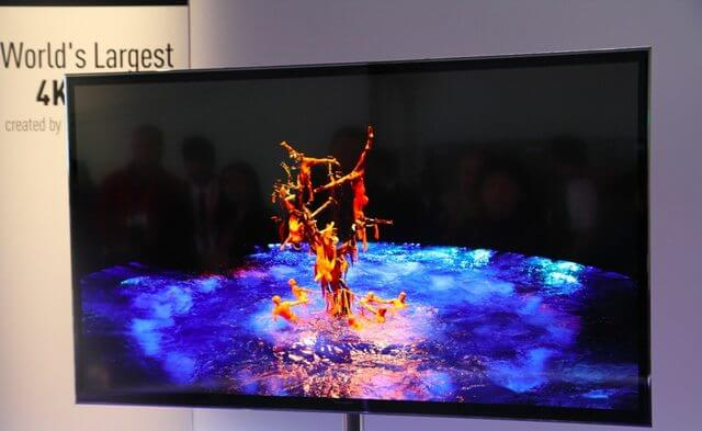Panasonic TV 2013 - CES 2013: veja as melhores Smart TVs da Feira