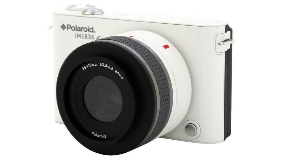 Polaroid anuncia primeira câmera com Android e lentes removíveis