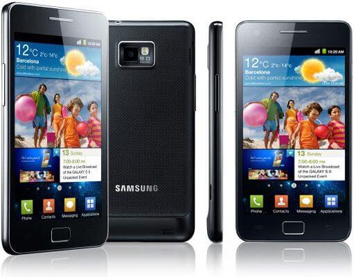 Samsung anuncia detalhes sobre Jelly Bean do Galaxy SII
