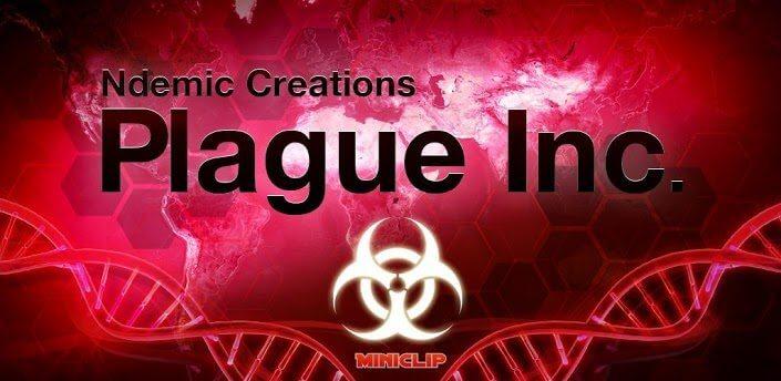 "plague logo - Game Review: ""Plague Inc"" (iOS/Android)"