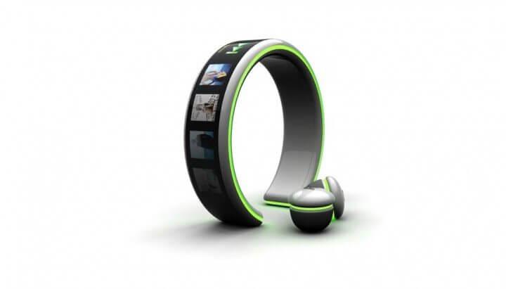 MP3 Player com tela OLED Flexível carregado pelo batimento cardíaco 720x411 - MP3 Player com tela OLED flexível é carregado com energia do corpo humano