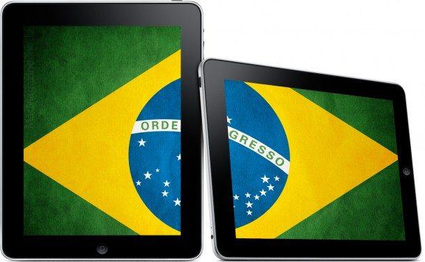 ipad brasil 610x3761 - Brasil e-mergente: estudo mostra hábitos dos internautas brasileiros