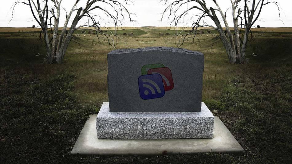 Assine a petição online para manter o Google Reader