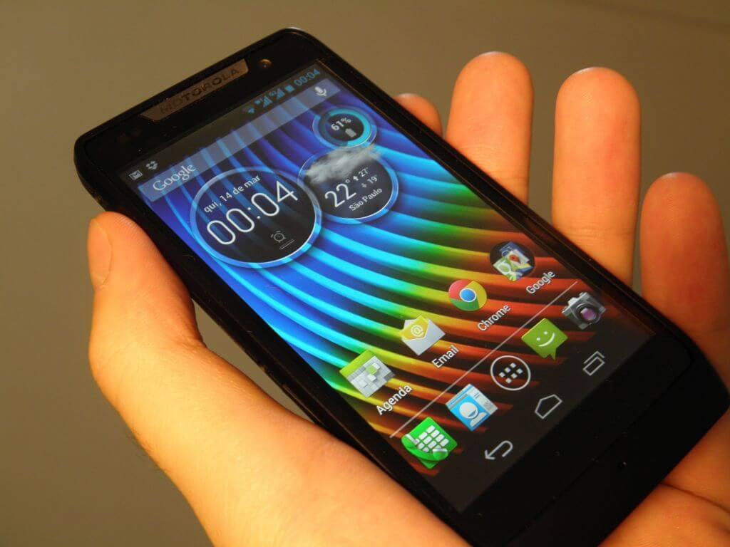 P3140187a - Motorola Razr D3 hands-on – primeiras impressões