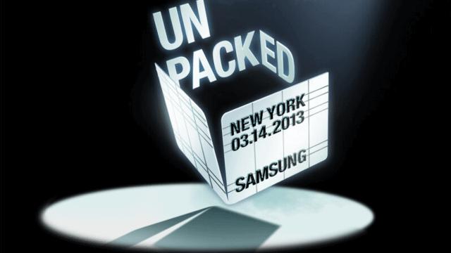 Samsung Galaxy S4 será anunciado hoje