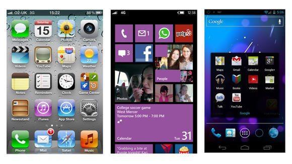 Windows Phone 8 vs Android
