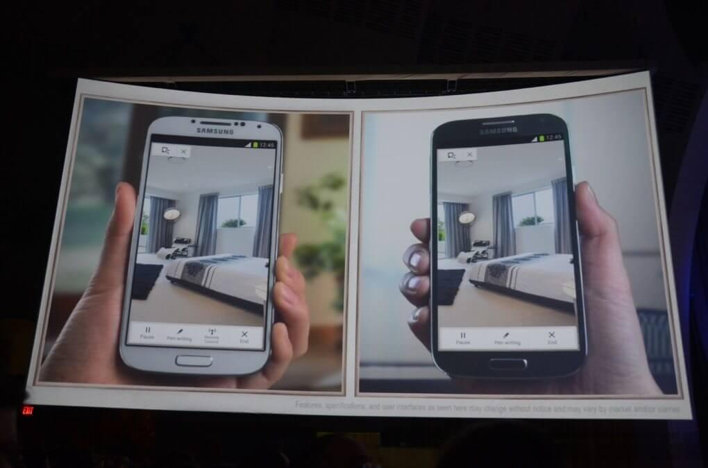 Galaxy S4 chega cheio de novidades