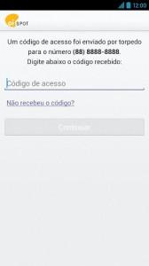 OiSpotAndroid3 168x300 - Oi lança Oi Spot, aplicativo para relatar problemas de rede
