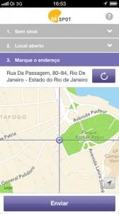 OiSpotiPhone3 168x300 - Oi lança Oi Spot, aplicativo para relatar problemas de rede