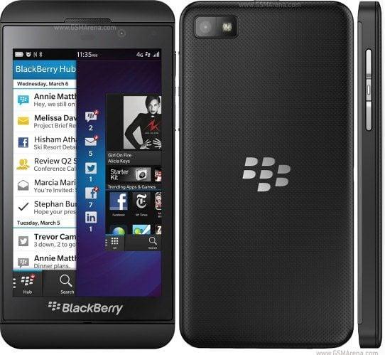 blackberry z10 ofic11 1 - BlackBerry tenta voltar ao mercado de smartphones com o Z10