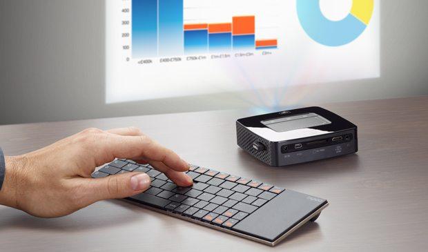 84d0e Philips PicoPix PPX3610 - Sony lança primeiro projetor totalmente a laser
