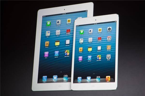 Ipad 4 e iPad mini