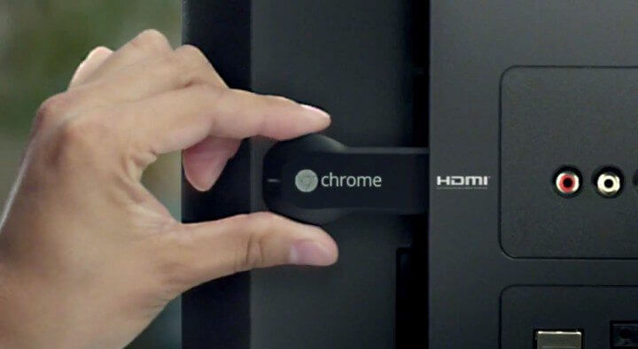 51471 chromecast 720x394 - Tudo o que você gostaria de saber sobre o ChromeCast do Google