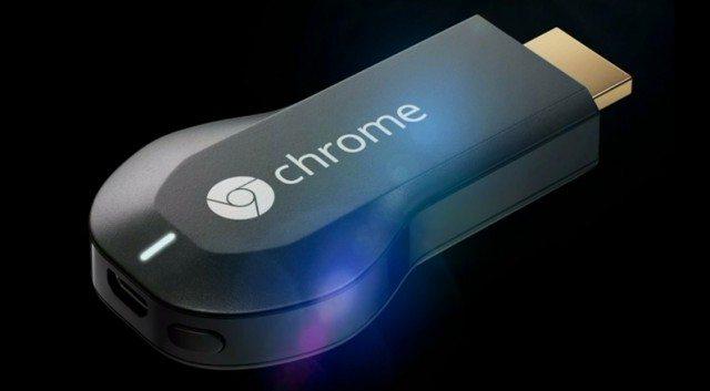 chromecast black dongle 640x353 - Chromecast chega a mais 11 países; Brasil fica fora da lista
