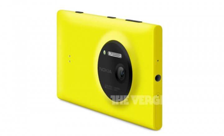 lumia 1020 1 720x438 - Conheça o Nokia Lumia 1020, Windows Phone com câmera de 41 megapixels