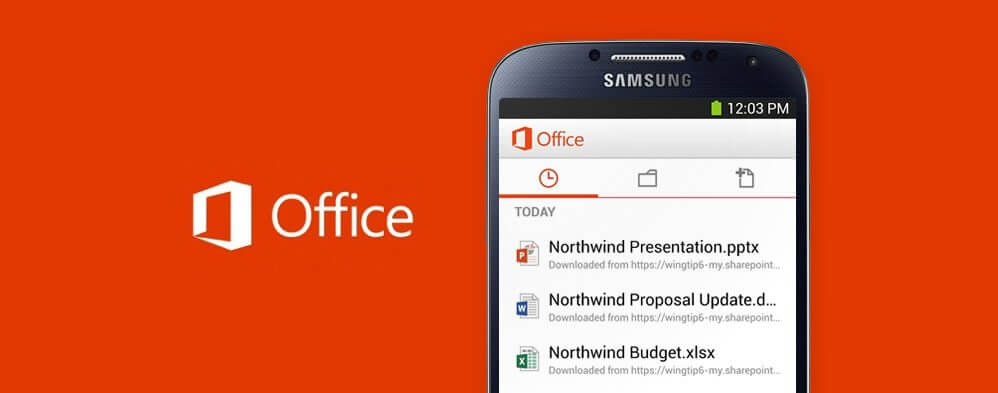 office mobile android - Office Mobile para assinantes do Office 365 chega ao Android