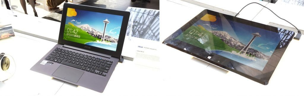 Asus Taichi 3 Henri Karam - Exposição traz ao Brasil produtos inovadores de Taiwan