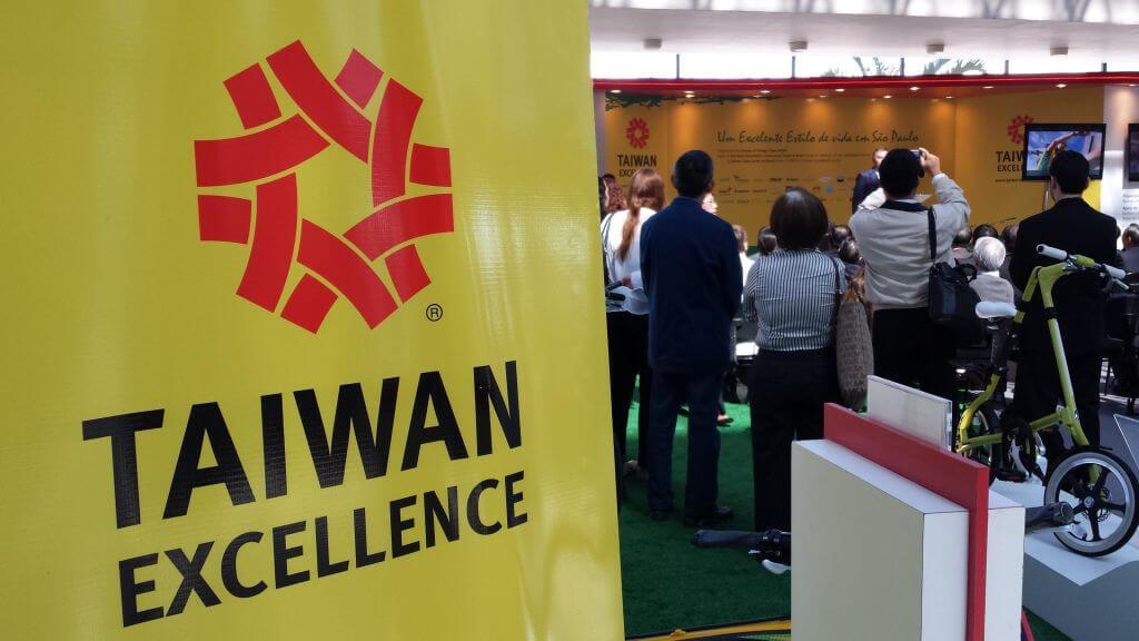 Exposição apresenta produtos inovadores de Taiwan / foto: Henri Karam