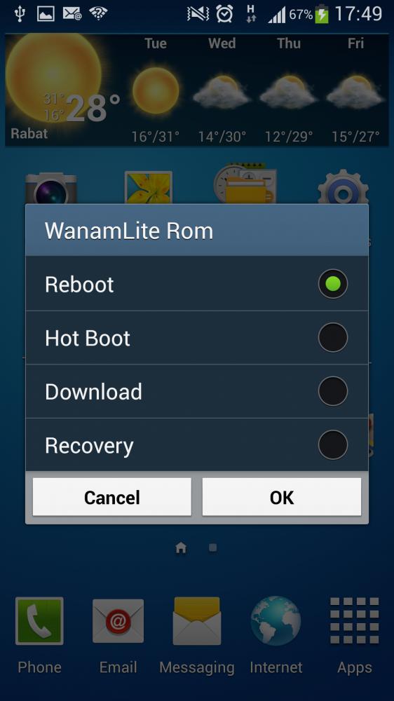 Wanamlite Galaxy S4 Android 4.2.2 V1.4 2