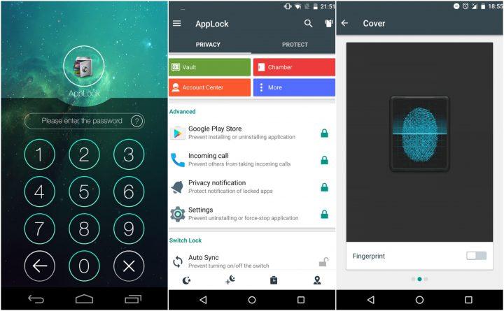 um aplicativo para quem quer bloquear apps ou arquivos específicos, deixando o acesso livre para outras funções do aparelho