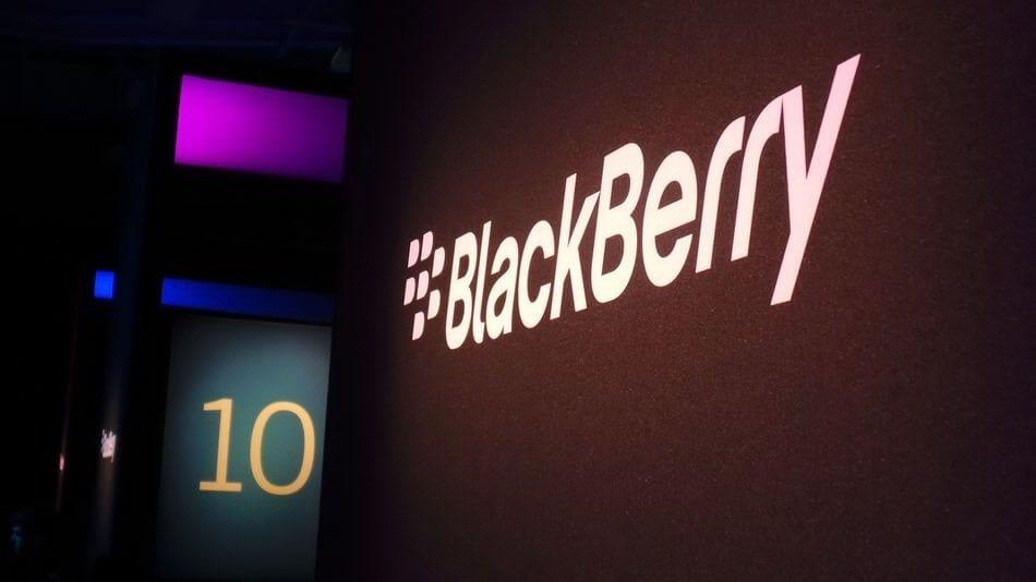 blackberry vendida showmetech