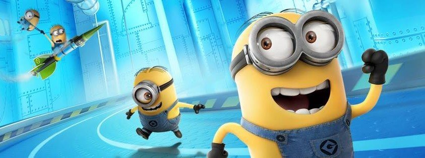 Meu malvado favorito: minion rush 2
