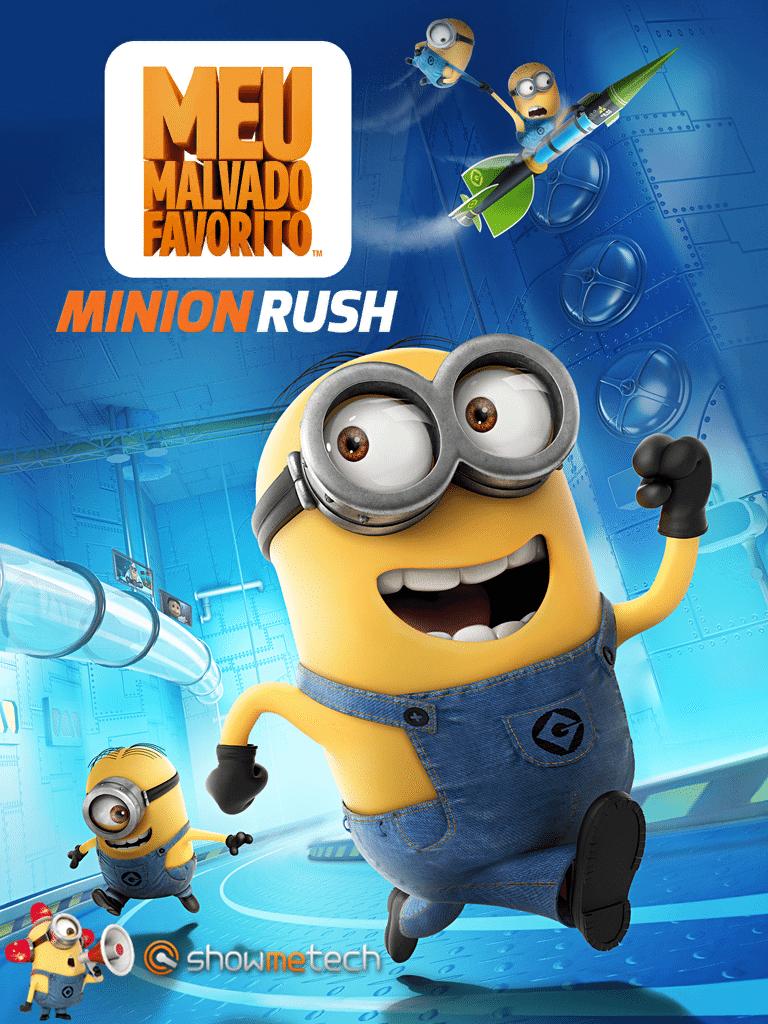 Game Review: Meu malvado favorito: Minion Rush (iOS)