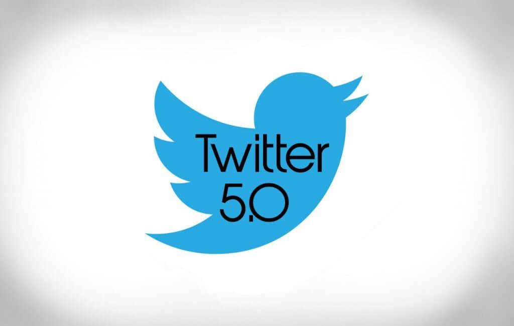 twitter logo - Twitter ganha visual reformulado na versão beta