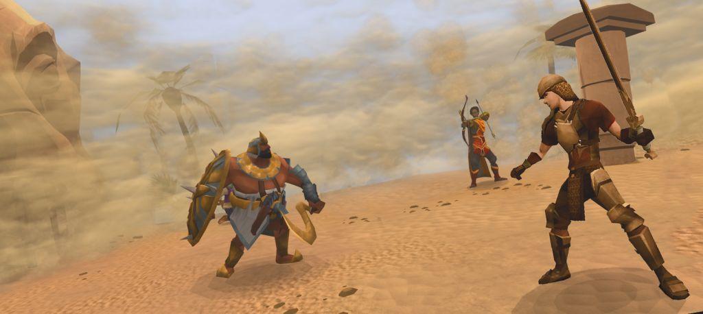 RuneScape 3: RPG Online chega ao Brasil em Português