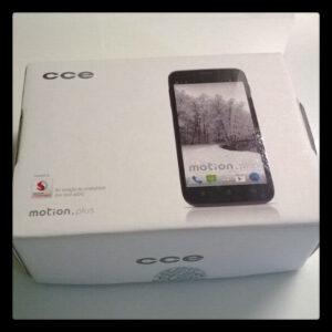CCE SK504 -Caixa