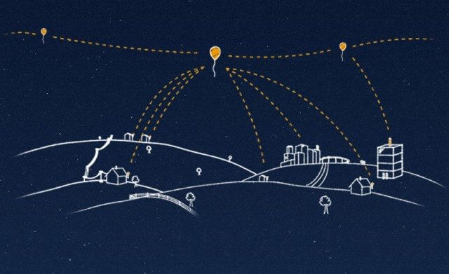 google project loon - Google quer testar o Project Loon no Brasil