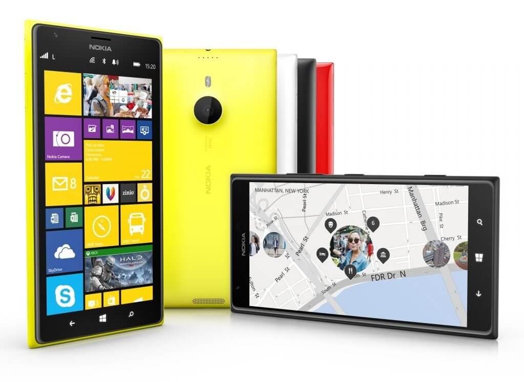 nokia lumia 1520 - Nokia aposta grande: Lumia 1320 e Lumia 1520