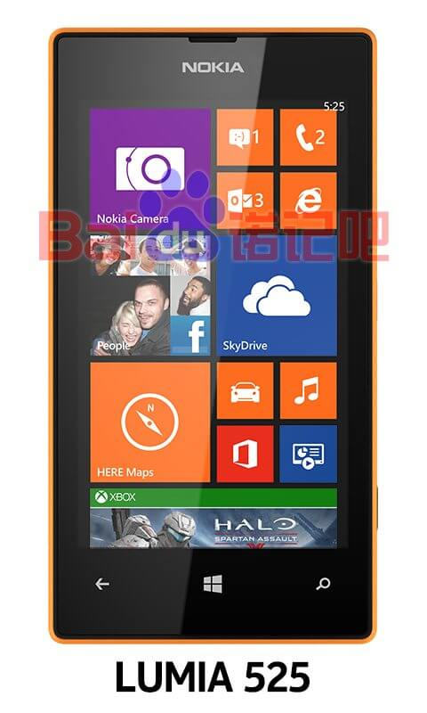 52bd54da81cb39db63932244d2160924aa1830ce1 - Nokia Lumia 525 será o sucessor do Windows Phone mais vendido do mundo (novas imagens!)