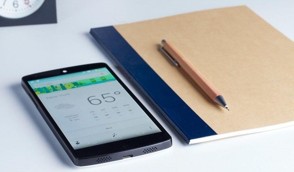 LG Google Nexus 5 Android 4.4 Kitkat