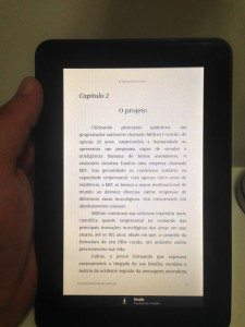 Alcatel OneTouch Evo 7 - Kindle 2