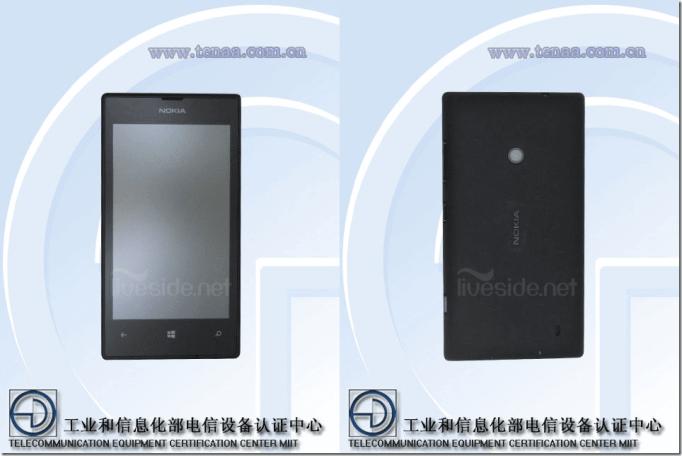 Lumia 525 é certificado pela agência regulatória chinesa.