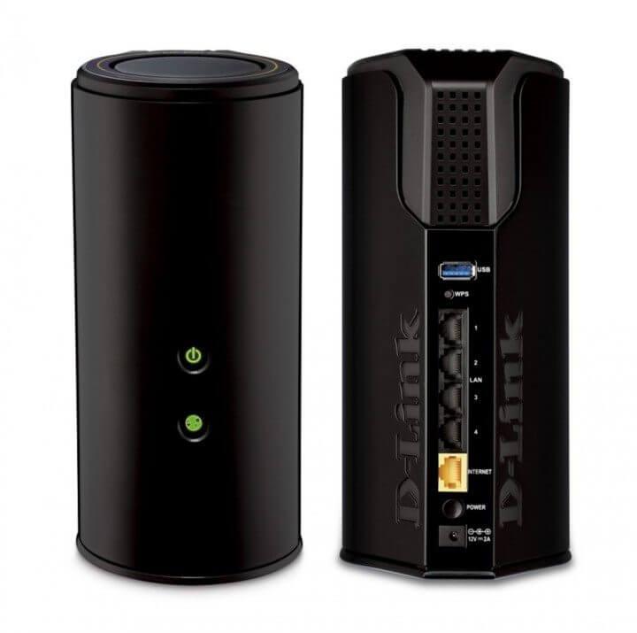Novo Roteador WiFi ac da D-Link DIR 868L