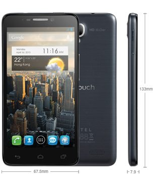 Alcatel One Touch Idol - Review: Alcatel One Touch Idol
